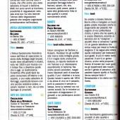 """Ristoranti di Firenze e della Toscana 2011 2012 Editore La Repubblica, 2011 Sezione """"Botteghe del gusto"""""""